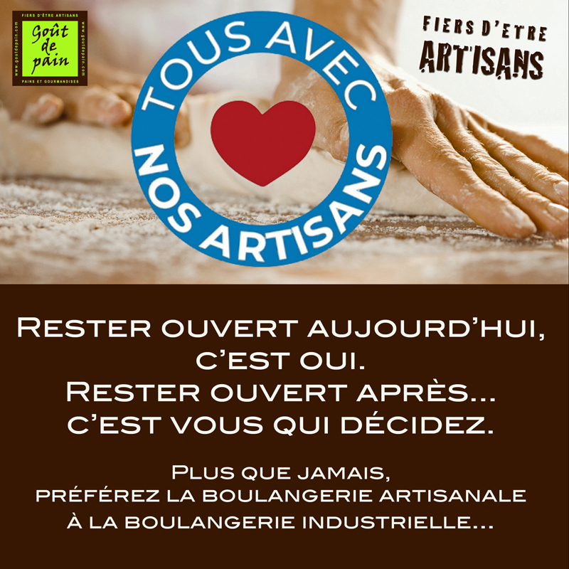 Soutenez l'artisanat local !